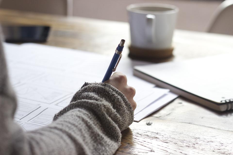 Online Copywriter, scrivere per lavoro